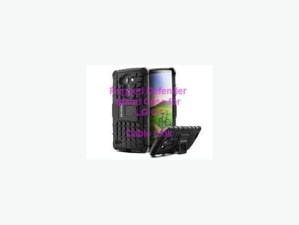New Heavy Duty Hybrid Rugged Cover Case FOR LG Optimus G4