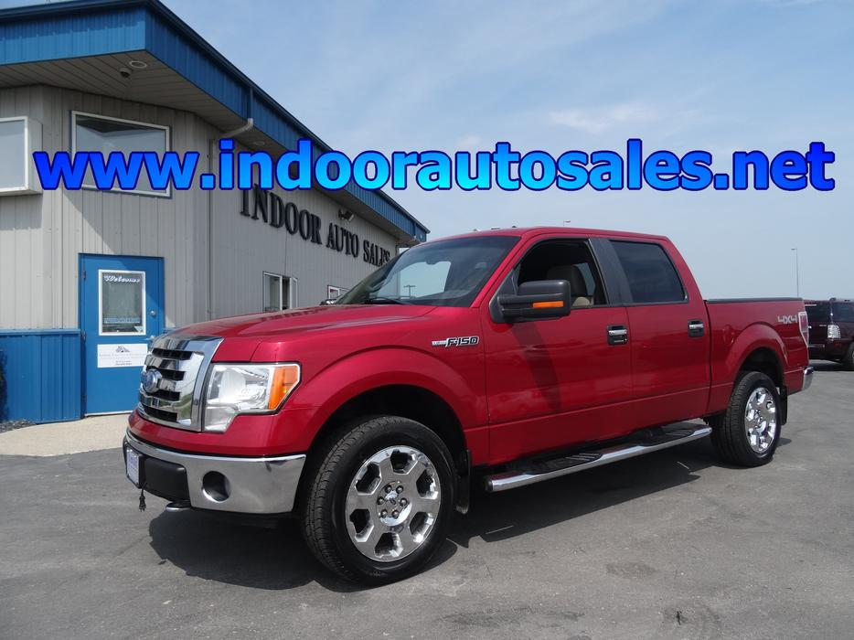 2009 Ford F 150 Xlt 1275 Indoor Auto Sales Winnipeg West