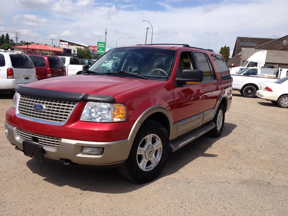 2003 ford expedition 4x4 eddie bauer north regina regina. Black Bedroom Furniture Sets. Home Design Ideas