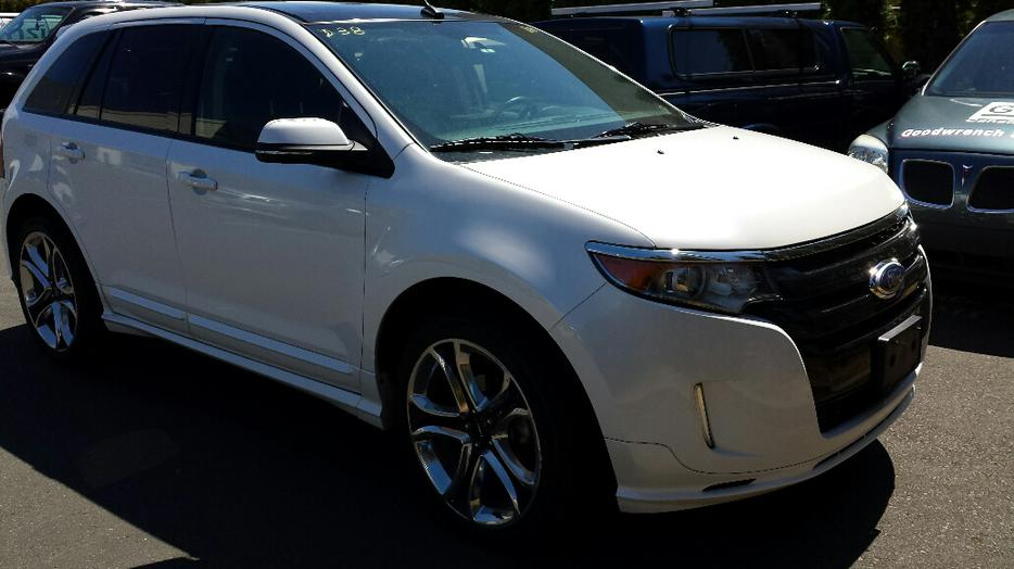 2014 used ford edge sport for sale in parksville parksville nanaimo mobile. Black Bedroom Furniture Sets. Home Design Ideas