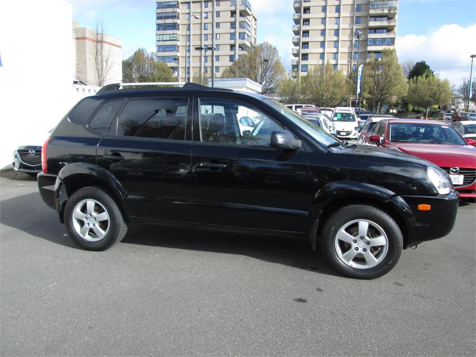 2008 Hyundai Tucson Gls Victoria City Victoria