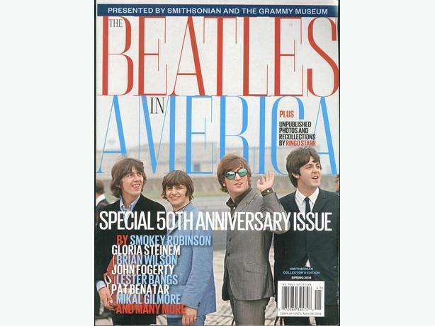 The Beatles In America Magazine