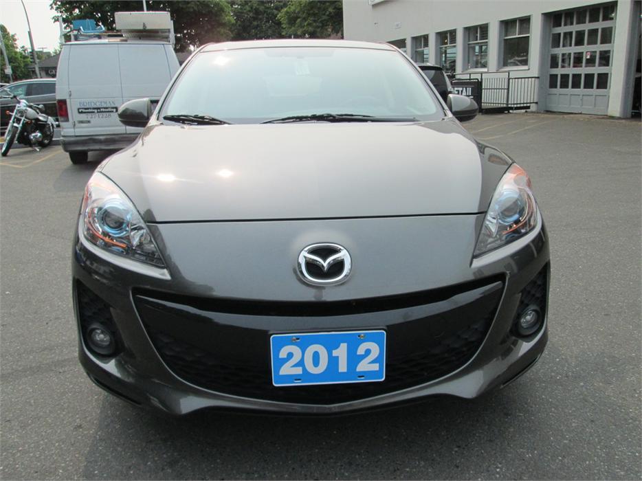 2012 Mazda Mazda3 Gs L Outside Nanaimo Nanaimo Mobile