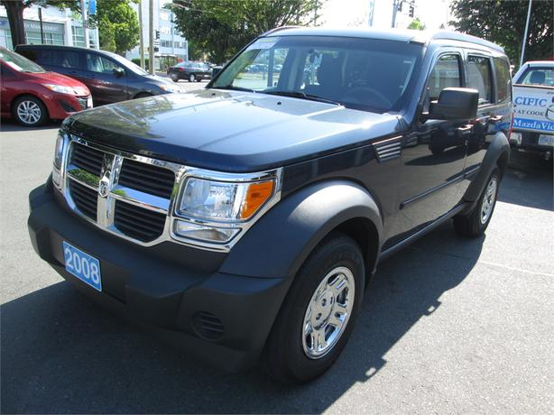2008 dodge nitro se outside nanaimo nanaimo mobile. Black Bedroom Furniture Sets. Home Design Ideas