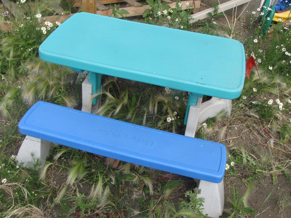 Fisher Price Adjustable Picnic Table North Regina Regina