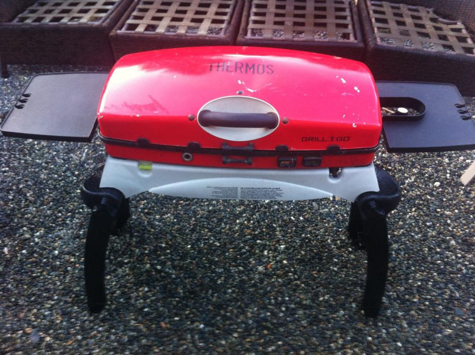 thermos grill 2 go portable grill west shore langford. Black Bedroom Furniture Sets. Home Design Ideas