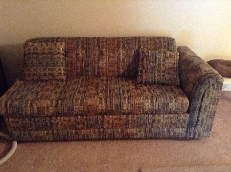L Shaped Couch Hide A Bed Central Saanich Victoria Mobile