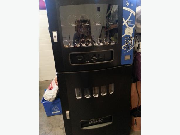 2 Vending Machines For Sale Sooke Victoria