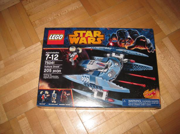 LEGO Vulture Droid 75041 *RETIRED* Brand New!