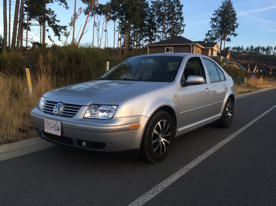 1999 5 volkswagen jetta tdi 5 speed outside nanaimo. Black Bedroom Furniture Sets. Home Design Ideas