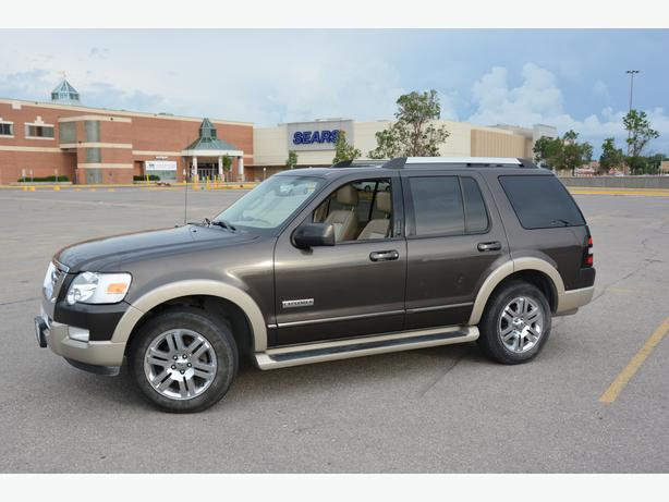 2006 ford explorer eddie bauer edition 4x4 suv st james assiniboia winnipeg. Black Bedroom Furniture Sets. Home Design Ideas