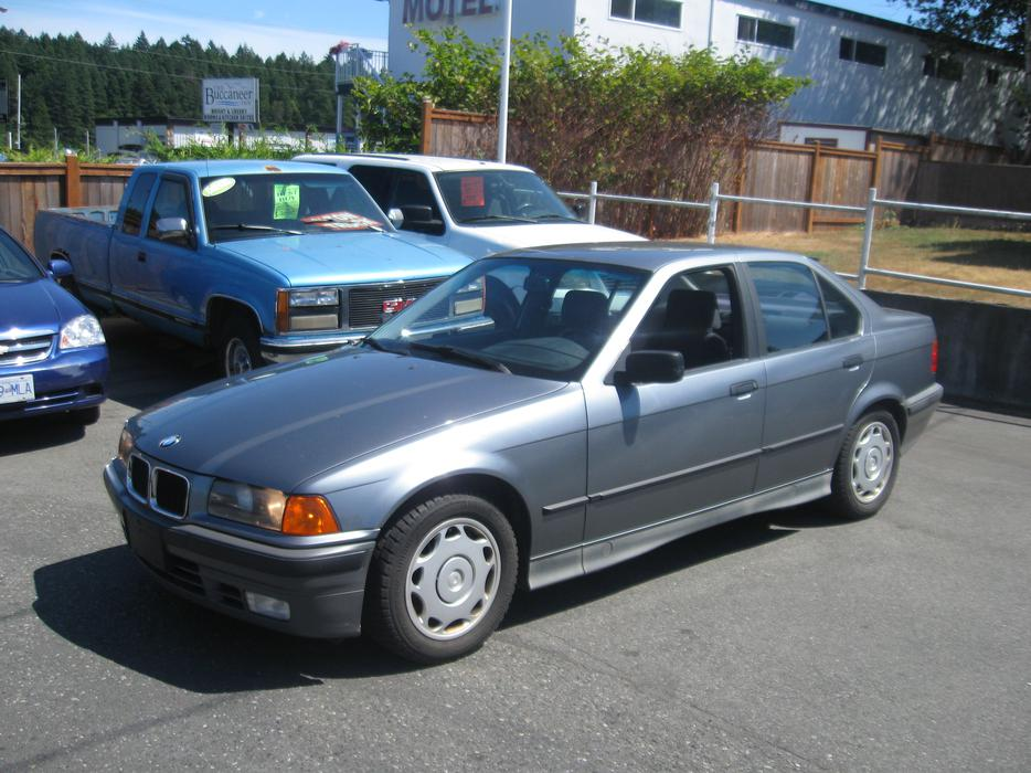 1994 Bmw 318i Central Nanaimo Nanaimo