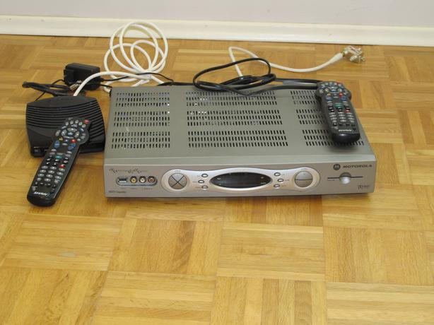 shaw cable how to bring back the rourter
