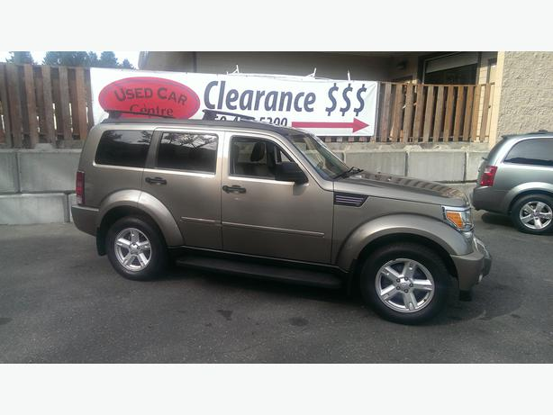2007 Dodge Nitro 4wd Slt Leather Loaded In Great Condition