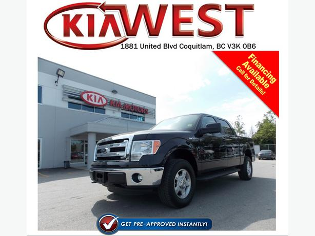 2014 Ford F150 Crew 4X4 Flex Fuel
