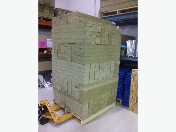 Roxul Mineral Wool Insulation Off Cuts Maple Ridge Incl