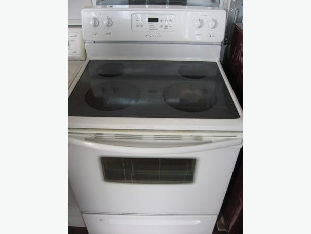 Very Clean Frigidaire Ceramic Top Self Cleaning Stove