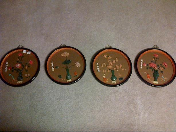 Various Oriental Art