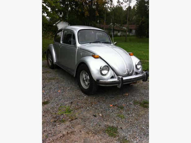 1976 vw super beetle outside sault ste marie sault ste marie for Garage volkswagen flers