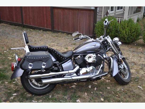 2004 Yamaha V Star 1100 Classic Parts Of 2004 Yamaha V Star 1100 Classic West Shore Langford