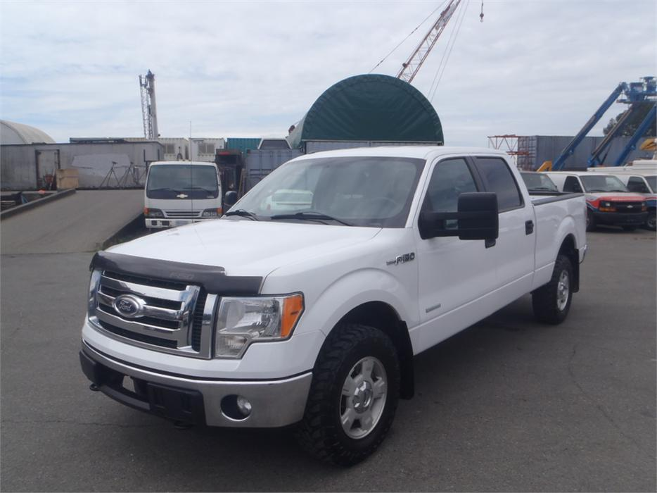 2012 ford f 150 xlt supercrew ecoboost 6 5 ft bed 4wd outside cowichan valley cowichan mobile. Black Bedroom Furniture Sets. Home Design Ideas