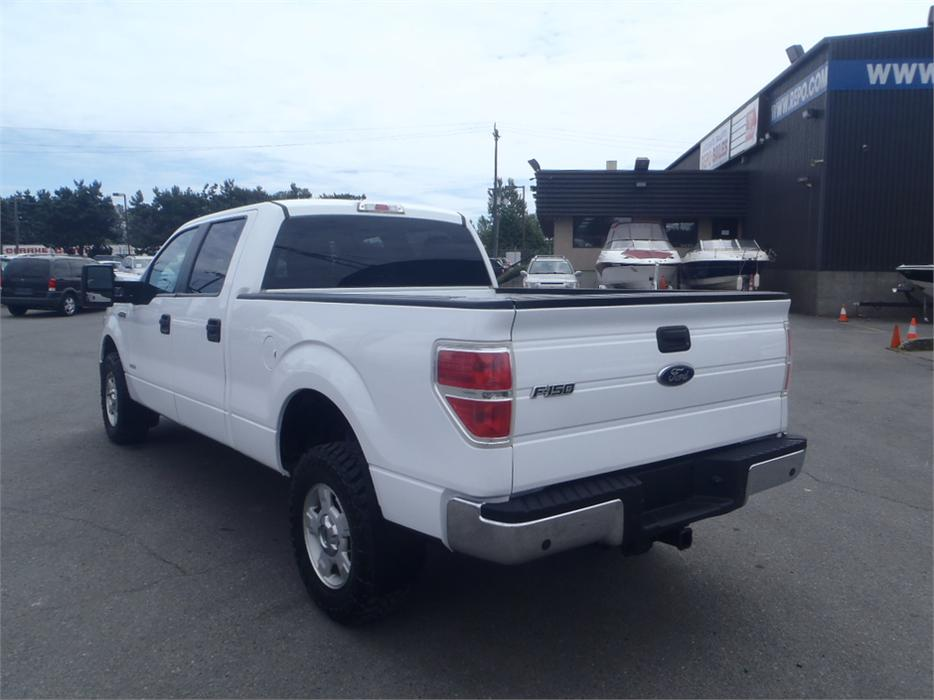 2012 ford f 150 xlt supercrew ecoboost 6 5 ft bed 4wd outside nanaimo parksville qualicum. Black Bedroom Furniture Sets. Home Design Ideas