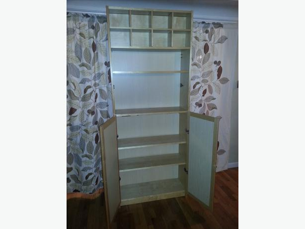 ikea billy book case with cd shelf insert esquimalt view royal victoria mobile. Black Bedroom Furniture Sets. Home Design Ideas