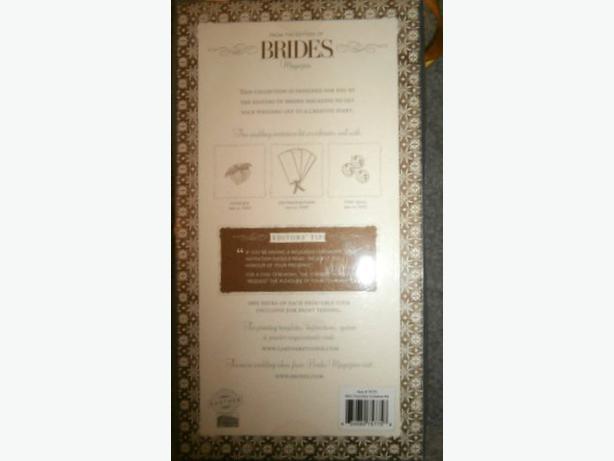 NEW 40 Printable Wedding Invitation Kit From Bride's