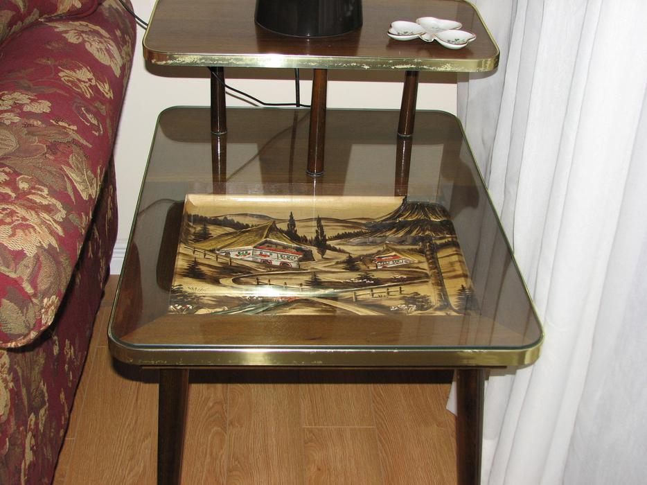 Coffee Table 2 End Tables Black Forest Hand Carved Kanata Ottawa Mobile