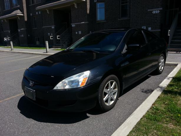 2004 honda accord ex l automatic coupe fully loaded auto starter central ottawa inside. Black Bedroom Furniture Sets. Home Design Ideas