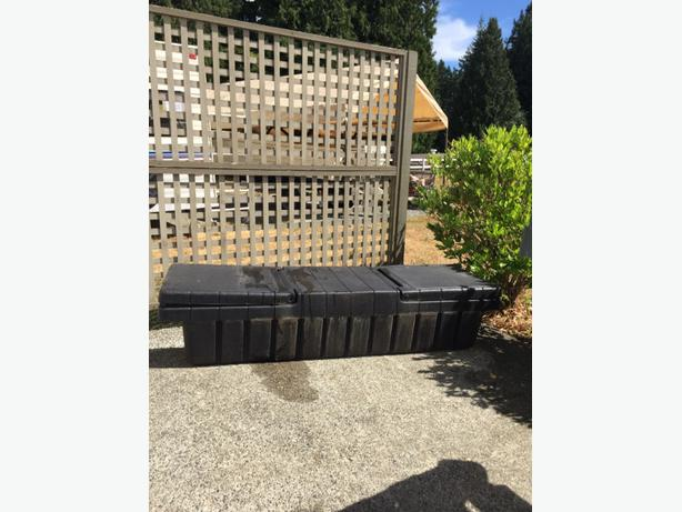 truck storage box north saanich sidney victoria. Black Bedroom Furniture Sets. Home Design Ideas