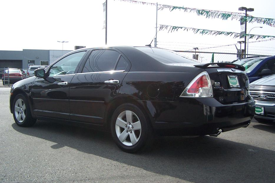 2007 ford fusion all wheel drive central nanaimo. Black Bedroom Furniture Sets. Home Design Ideas