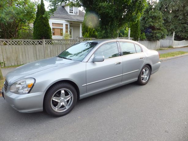 Estate Sale 2002 Infinity Q45 Senior Owned Central Nanaimo