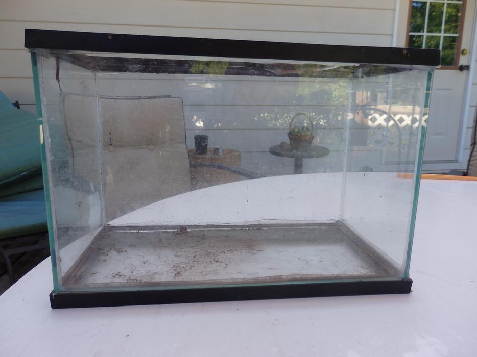 2 5 gallon fish tank duncan cowichan for Cheap 55 gallon fish tank