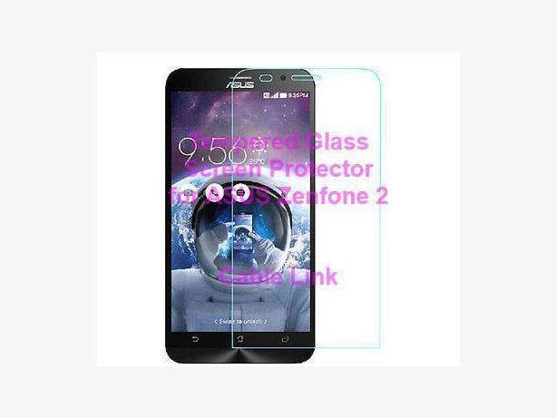 Tempered Glass Screen Protector for Asus Zenfone 2