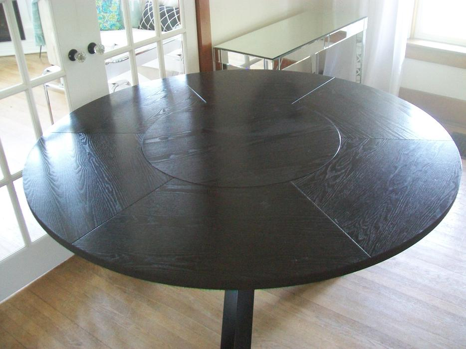 GORGEOUS ROUND DINING ROOM TABLE CAN DELIVER Rideau  : 48023390934 from www.usedgatineau.com size 934 x 700 jpeg 75kB