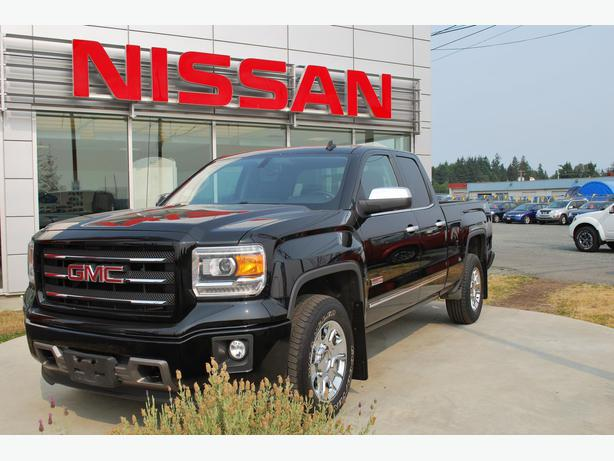 2014 gmc sierra 1500 z71 leather all terrain package outside victoria victoria. Black Bedroom Furniture Sets. Home Design Ideas
