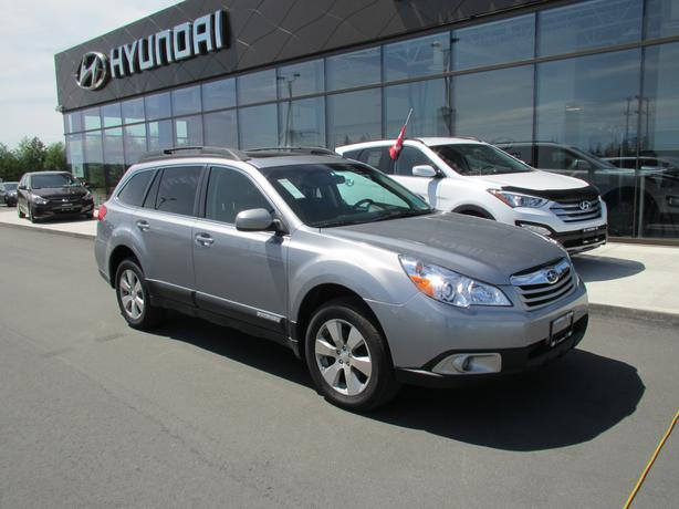 2010 subaru outback 3 6r limited with roof rack on. Black Bedroom Furniture Sets. Home Design Ideas