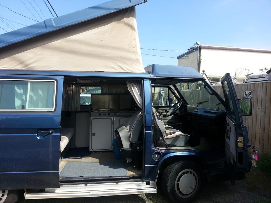 Campbell Nelson Vw >> 1991 VW Camper Van--Original Owner Westfalia, Westphalia Outside Victoria, Victoria