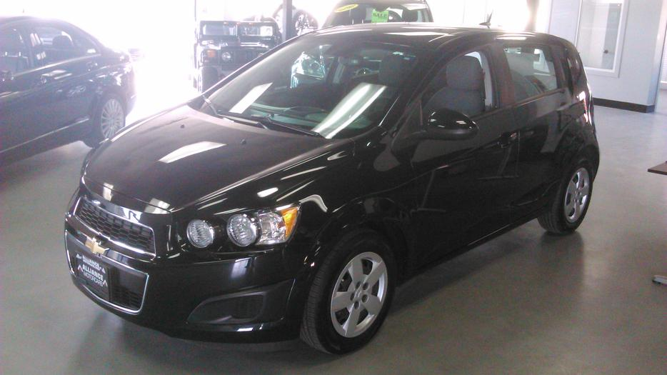 New Chevrolet Sonic Creston >> 2013 Chevrolet Sonic LS Hatchback Burnaby (incl. New Westminster), Vancouver