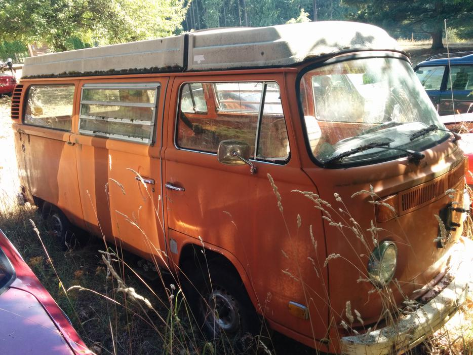 Campbell Nelson Vw >> VW vans for parts or restore Central Saanich, Victoria
