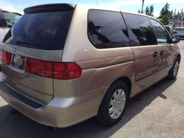 2001 honda odyssey lx outside victoria victoria mobile for 2001 honda odyssey transmission problems