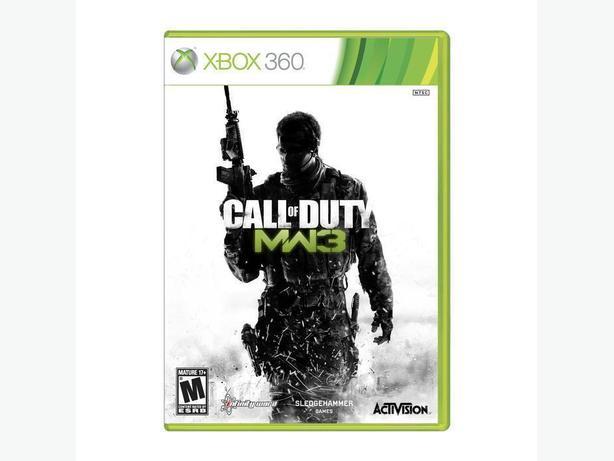 ON HOLD - Call Of Duty 3 Modern Warfare (Xbox 360)