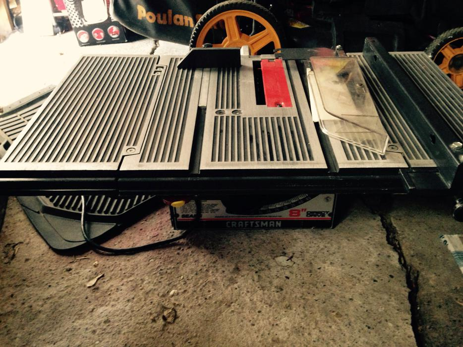 8 Inches Table Saw West Regina Regina