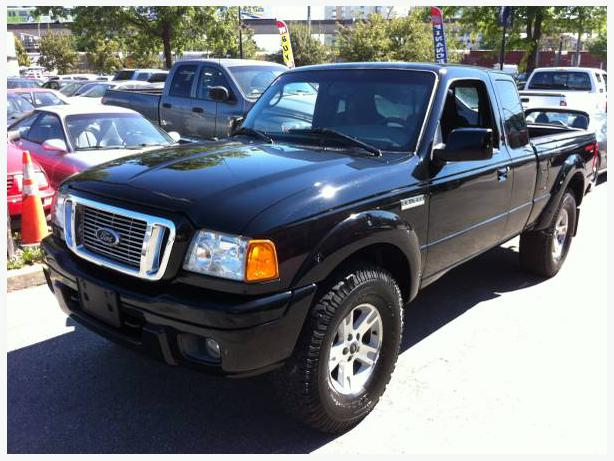 2006 ford ranger sport xlt extended 4x4 auto burnaby incl. Black Bedroom Furniture Sets. Home Design Ideas