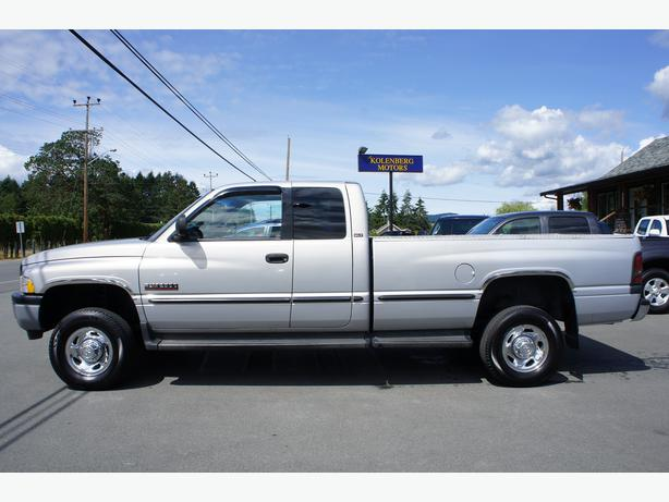 1999 dodge ram 2500hd cummins diesel 4x4 excellent condition outside victoria victoria. Black Bedroom Furniture Sets. Home Design Ideas