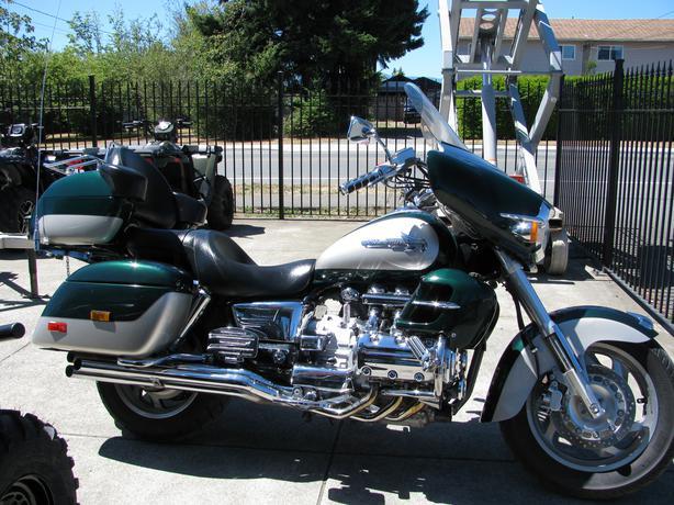 Stratford Honda Motorcycle Dealership