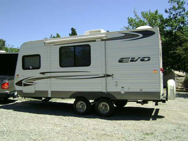 Traveling The Us In A Travel Trailer