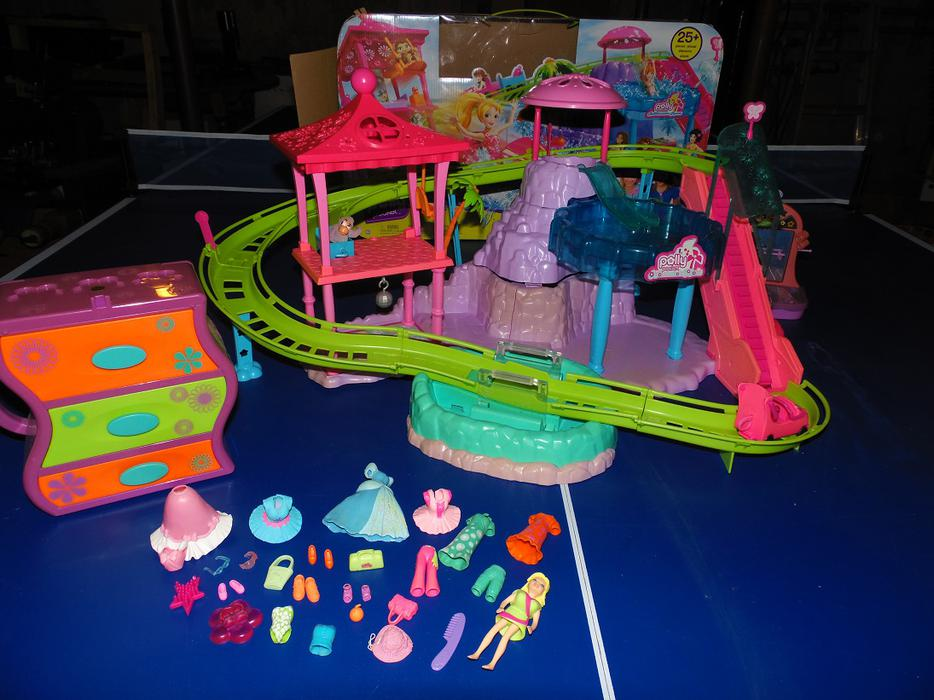 Polly pocket water park set and more summerside pei for 100 taunton terrace oshawa