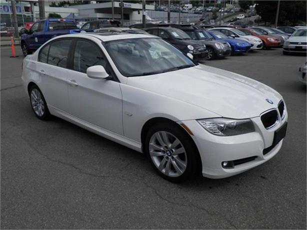 2011 Bmw 323 I Bluetooth Leather Roof Heated Seats Surrey Incl White Rock Vancouver